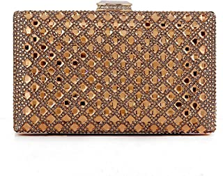 Runhuayou Fashion Women's Bag Diamond Bag Sun Flower Eventide Banquet Bag Great for Casual or Many Other Occasions Such