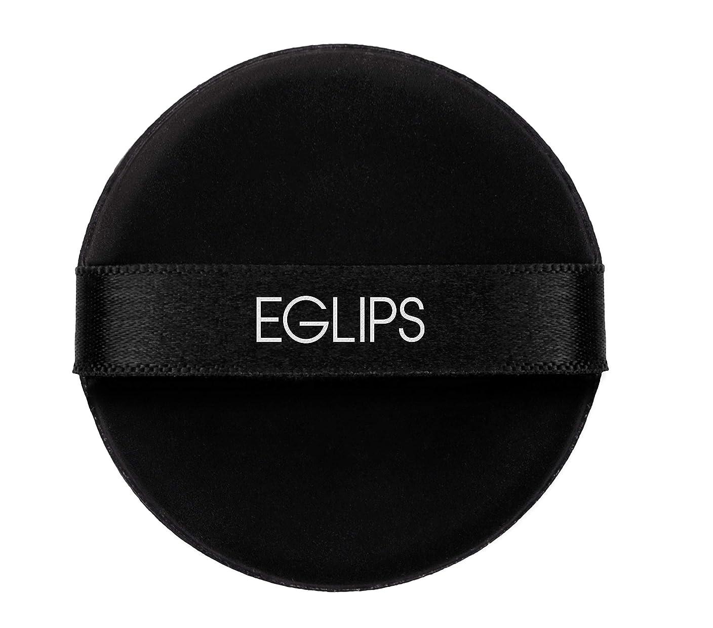 証明書イブニング地上でEGLIPS(イーグリップス) ソフトフィットクッションパフ