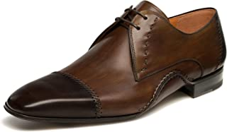 Magnanni Tozo Midbrown Men's Lace-up Shoes