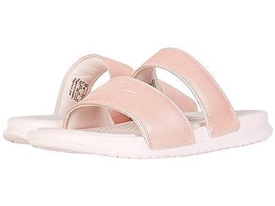 Nike Benassi Duo Ultra Slide (Echo Pink/Echo Pink/Echo Pink) Women