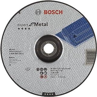 comprar comparacion Bosch 2 608 600 225 - Disco de corte acodado Expert for Metal - A 30 S BF, 230 mm, 2,5 mm (pack de 1)