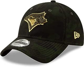 New Era MLB 2019 Armed Forces Day 9Twenty Adjustable Dad Hat Cap: OSFM