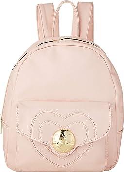 Heart Lock Backpack