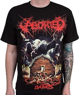 Aborted Men's Bathos T-Shirt