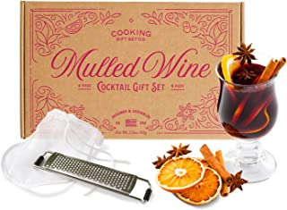 mulled wine gift kit