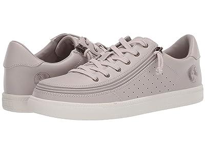 BILLY Footwear Sneaker Lo (Dove Grey/Gum) Women