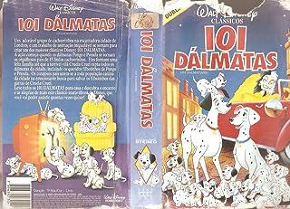 101 Dálmatas - VHS Dublado