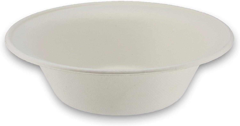 Stalkmarket 100% Compostable Natural Inventory cleanup selling sale Plant Pho Fiber 32-Ou supreme Bowl