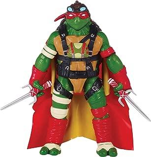 Teenage Mutant Ninja Turtles Movie 2 Out Of The Shadows Raphael In Wingsuit Figure