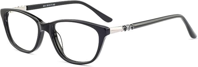 OCCI CHIARI Women Fashion Non Prescription Glasses Stylish RX Eyeglasses Frame