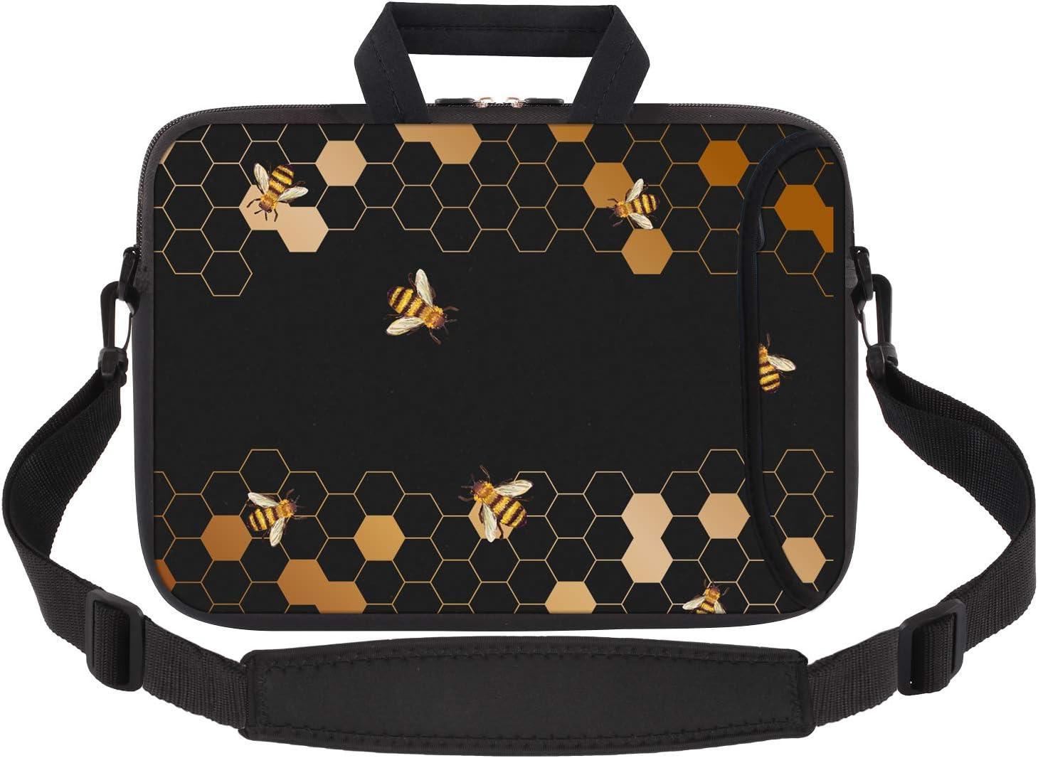 iCasso Laptop Sleeve Stylish Soft Neoprene Sleeve Case Cover Handbag for MacBook Air ,MacBook Retina 1iPad Pro/Ultrabook Netbook Tablet (11.6inch)