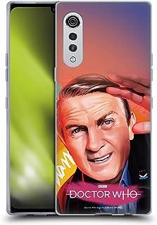 Head Case Designs Licenciado Oficialmente Doctor Who Graham Art Temporada 11 Key Art Carcasa de Gel de Silicona Compatible...