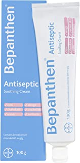 Bepanthen Antiseptic Soothing Cream, 100g
