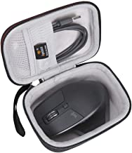 Aproca Hard Travel Storage Case for Logitech MX Master 3 / 2S Wireless Mouse (Dark Blue-Upgrade)