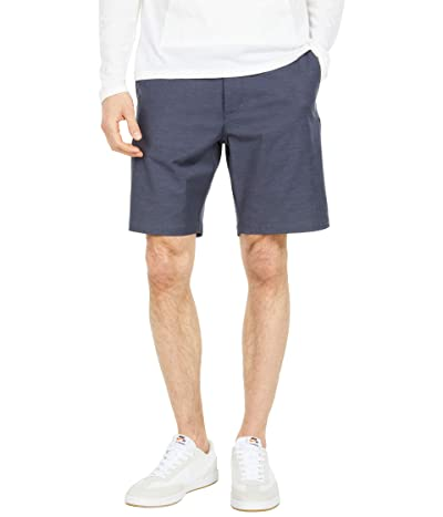RVCA Back in Hybrid Shorts (Denim Heather) Men