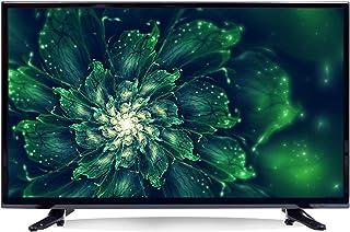 DYYAN 32/42/50/55/60 Inch HD LED Smart TV Built-in DVD Player HDMI USB Media Player Built-in WiFi - Black