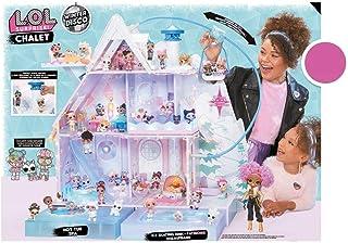 ال او ال سربرايز ديسكو الشتاء من بيت الدمية 95 + مفاجات حصرية للعائلة