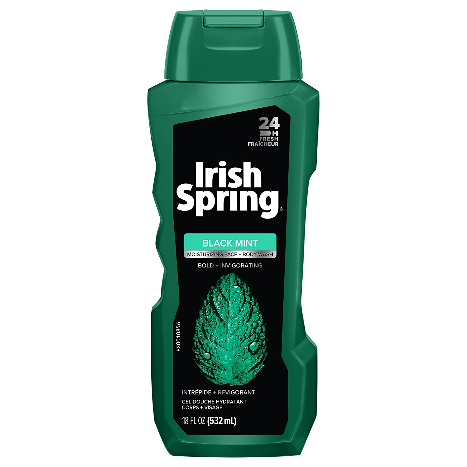 Irish Spring Body Wash 18 Black Mint lowest price Ounce Complete Free Shipping