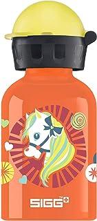 SIGG Baby Shetty Botella de agua para niños, naranja, 0.3