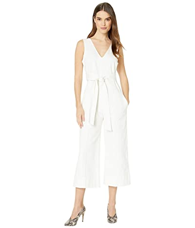 ASTR the Label Daydream Jumpsuit (White) Women