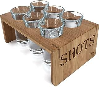 Best shot glasses holder Reviews