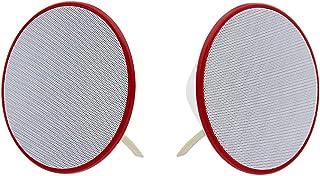 Promate Dual Wireless Stereo Bluetooth v4.1 Speaker for Samsung S7 / S7 Plus, HTC 10, Google Pixel, Promate Conex White
