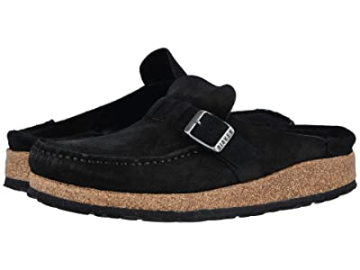 Birkenstock Buckley (Black Suede) Women