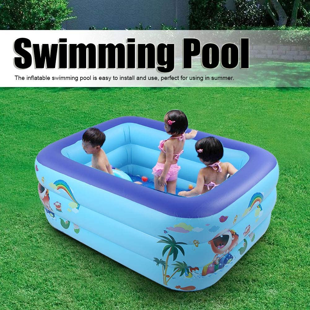 BHDK New life Folding Swimming Pool for Outdo Outdoor Tampa Mall