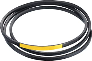 A-GX20072 Mower Deck Belt Riding Mower Deck Belt Drive Compatible with John Deere LA100 LA105 LA110 LA120 LA125 LA135 Replaces GY20570 M112230 M137547 M86248, 1/2 Inch x 104 Inch