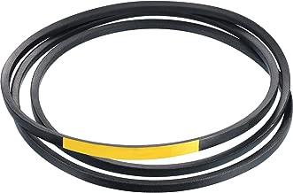 A-GX20072 Mower Deck Belt Riding Mower Deck Belt Drive Compatible with John Deere LA100 LA105 LA110 LA120 LA125 LA135 Replaces GY20570 M112230 M137547 M86248, 1/2 Inch x 104 Inch