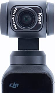 Kase Compatible with DJI OSMO Pocket 18mm Wide Angle Lens Accessories for DJI OSMO Pocket Camera Handheld