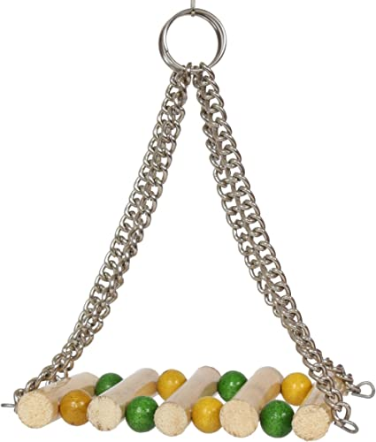 KSK Bird Cage Hammock Swing Hanging Toy