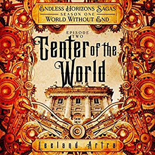 Center of the World audiobook cover art