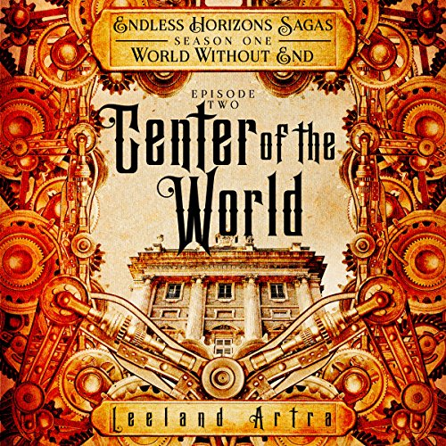 Center of the World audiobook cover art