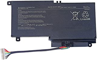 Tesurty PA5107U-1BRS Replacement Battery for Toshiba Satellite S55 Series S55T S55T-A5237 S55t-A5258NR S55T-A5277 S55T-A5334 S55T-A5389