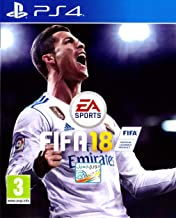 fifa 18 Arabic version for PlayStation 4
