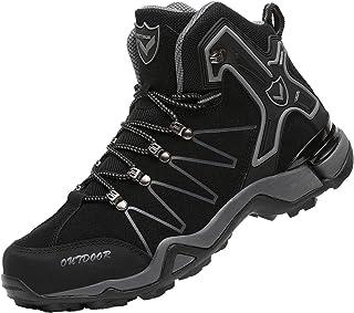 أحذية المشي لمسافات طويلة في منتصف الرحلات، خفيفة الوزن في الهواء الطلق