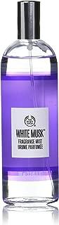 The Body Shop White Musk Fragrance Mist, Paraben-Free Body Mist, 3.3 Fl. Oz.