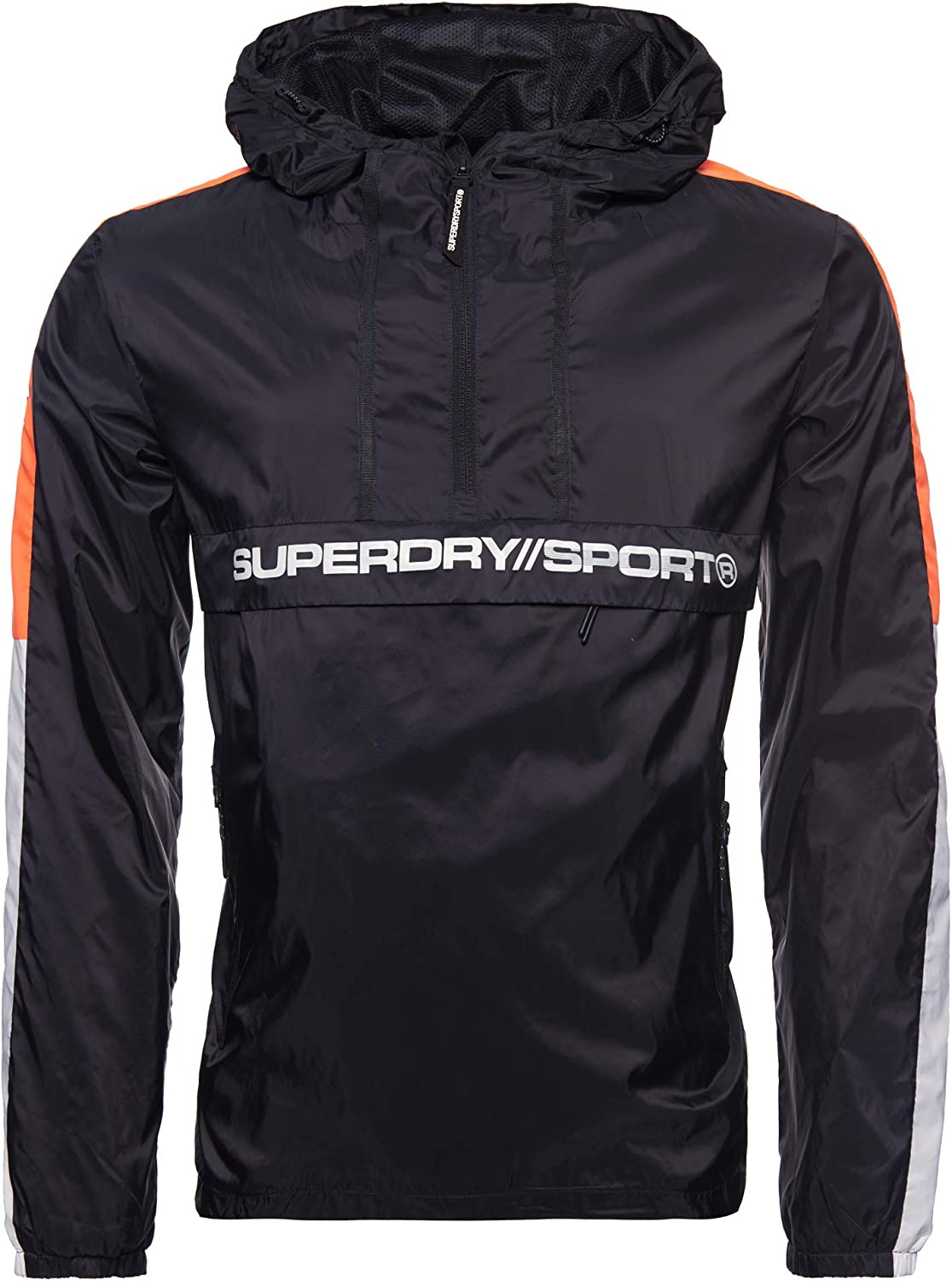 Superdry Popular brand in the world Streetsport Jacket Beauty products Overhead