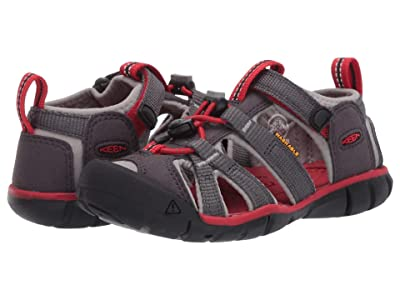 Keen Kids Seacamp II CNX (Toddler/Little Kid) (Magnet/Drizzle) Kids Shoes