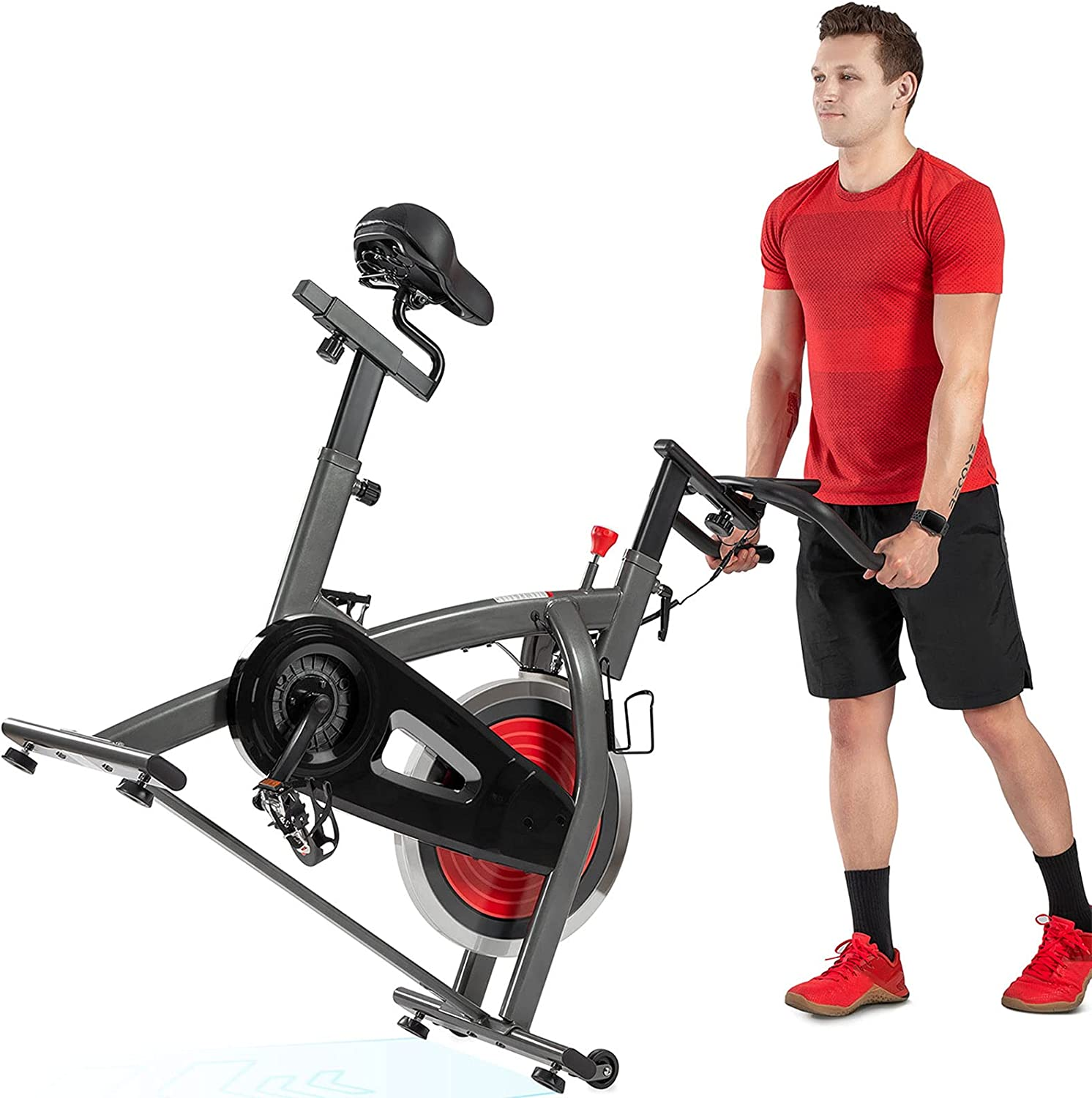 Exercise Bike for Home Gym Belt Drive Cycling Outlet SALE 4-Wa Indoor 70% OFF Outlet