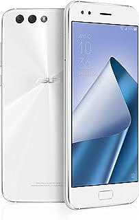 ASUS ZenFone4 SIMフリー スマートフォン (ホワイト/5.5インチ)【日本正規代理店品】(オクタコアCPU/6GB/64GB/3300mAh) ZE554KL-WH64S6/A