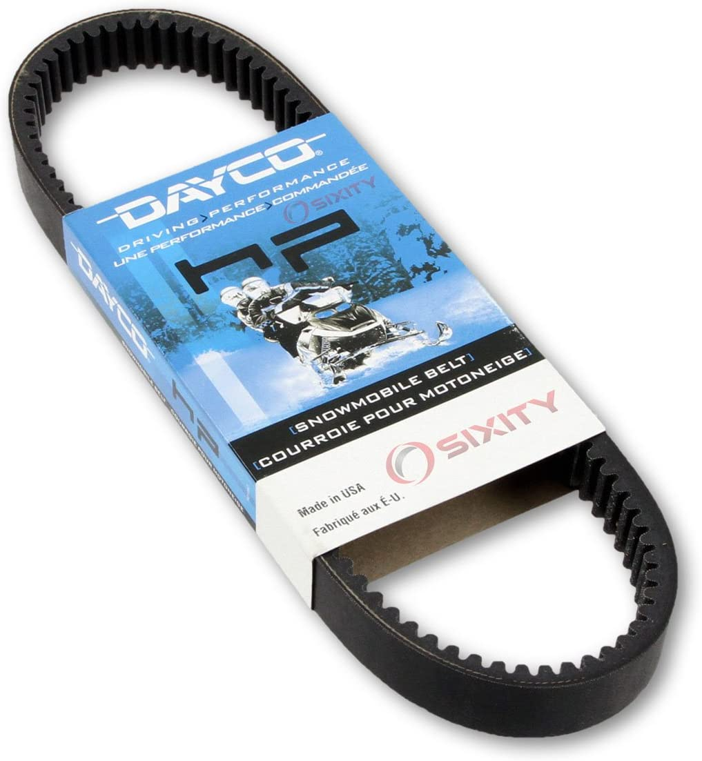 Dayco Large-scale sale All items free shipping HP Drive Belt for 1985-1991 Ski-Doo High LS Per - Citation