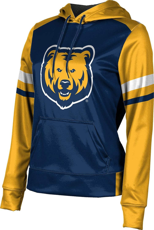 University of Northern Colorado Girls' Pullover Hoodie, School Spirit Sweatshirt (Old School)