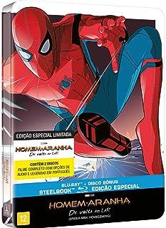 Homem-Aranha: De Volta Ao Lar - Steelbook