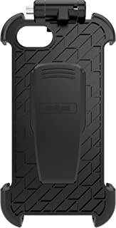 Dog & Bone Belt Clip, Belt Case for Wetsuit and Wetsuit Impact iPhone 6 Plus, iPhone 6s Plus Case - Black