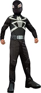 Rubie's Costume Spider-Man Ultimate Child Agent Venom Costume, Large