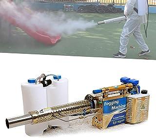 Fogging Machine, 15L Portable Electric ULV Sprayer Nebulizer, Spray distance 10M, Suitable for Garden Home Hotel School