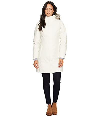 The North Face Arctic Parka II (Vintage White) Women