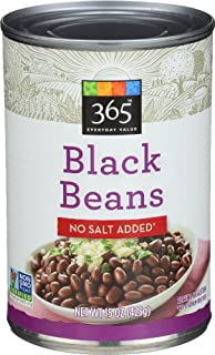 Best large can black beans Reviews
